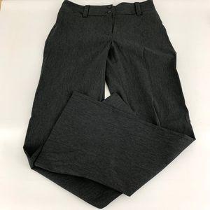 Express Gray Correspondent Pants
